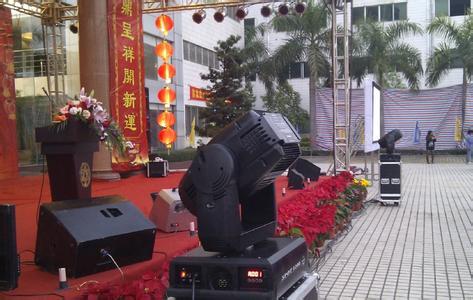 必威电竞官方网站舞台音响出租公司